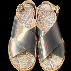 Atillio Giusti Leombruni Mirror Sandal